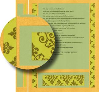 Personalized Collage and Embossed Albums