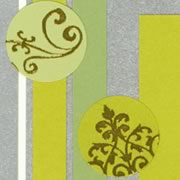 Collage and Embossing - Custom Albums